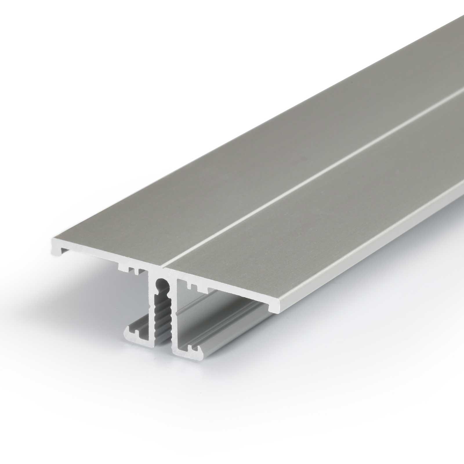 1-2 Meter LED Aufbauprofil BACK (BA)
