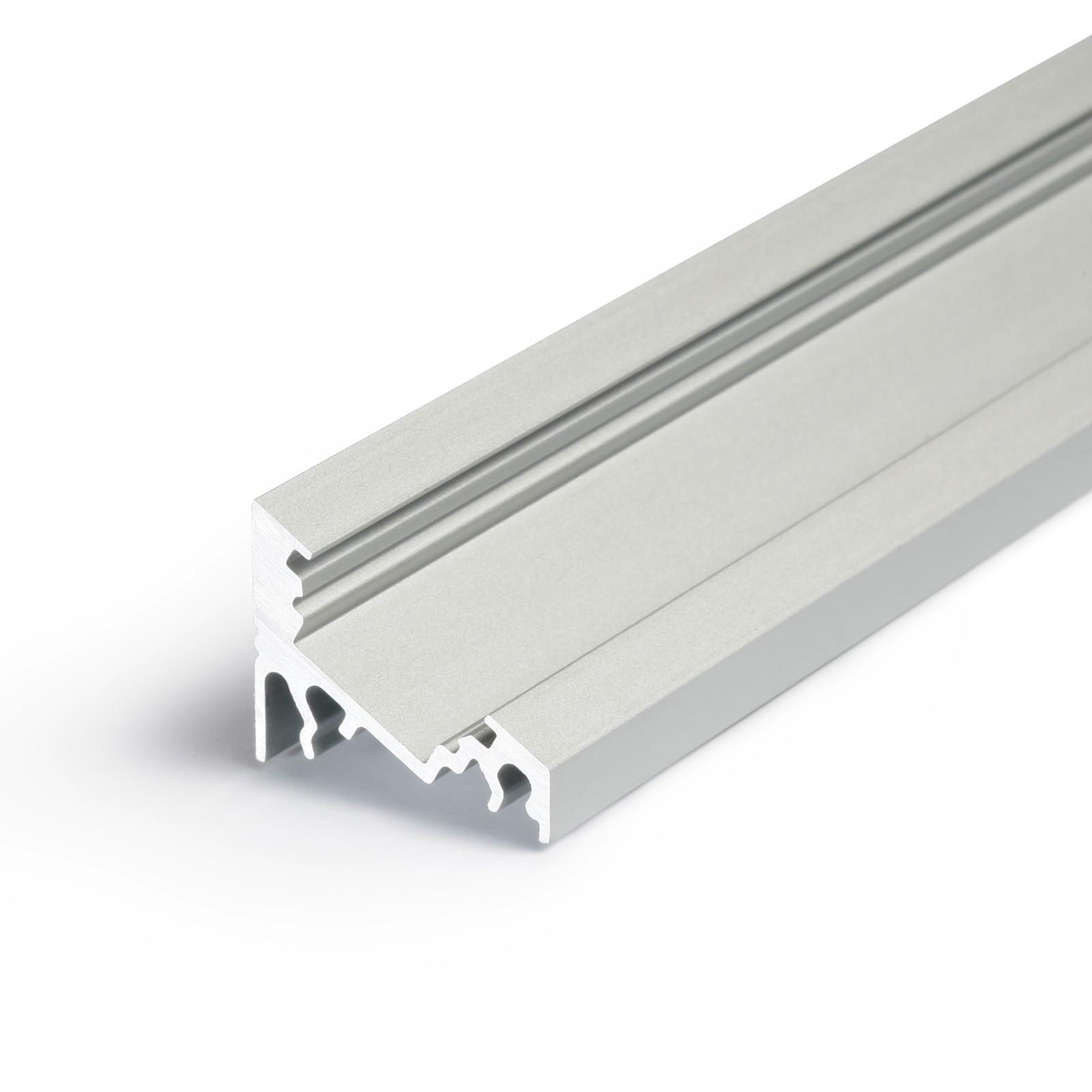 1-2 Meter LED Aufbau-Eckprofil CORNER (CO)