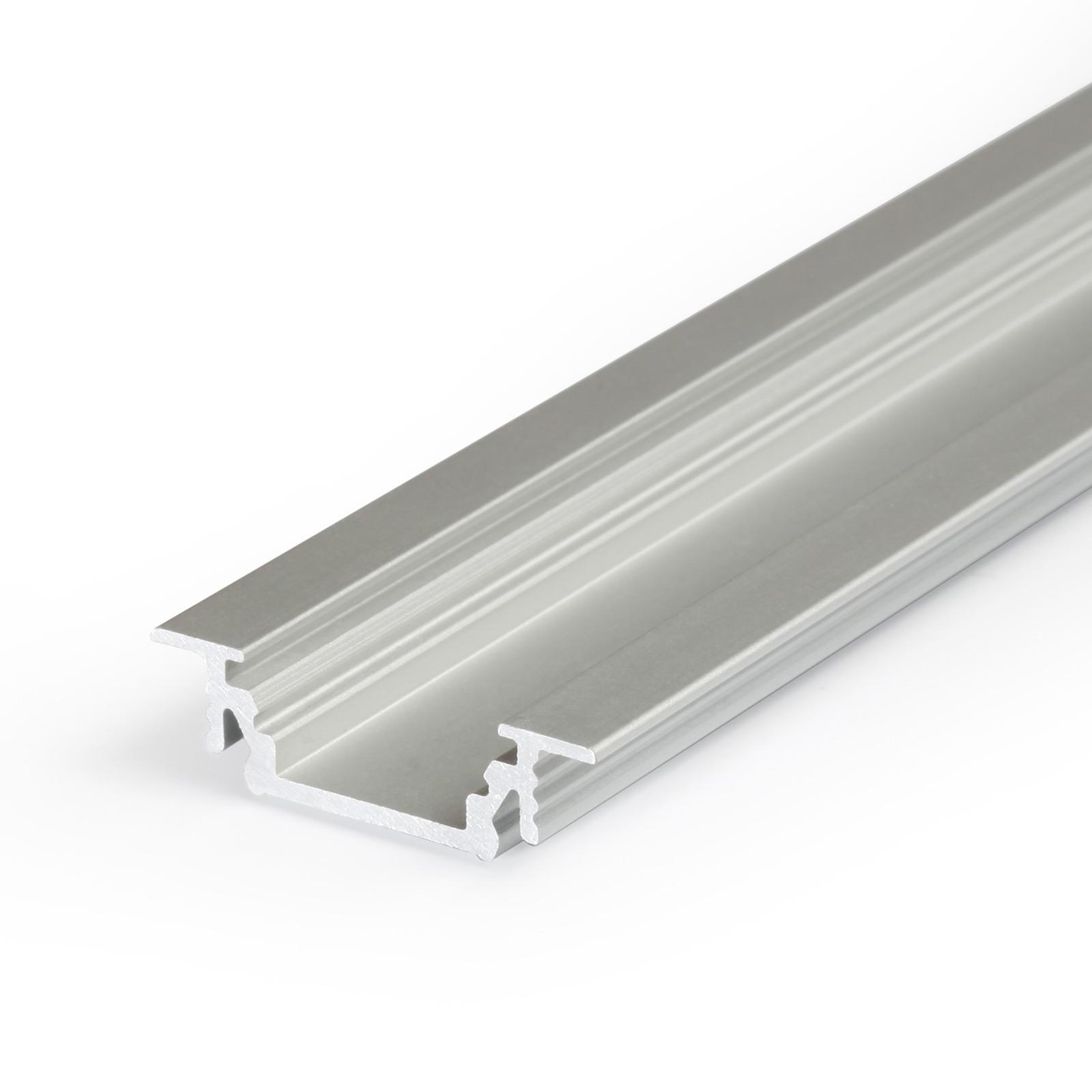 1-2 Meter LED Einbauprofil GROOVE (GR) - U-Profil